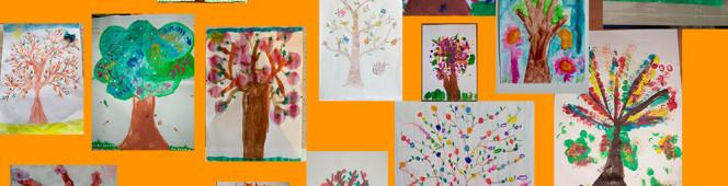 """Albero in Primavera"" – classe arancio"